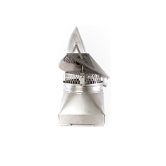 Square Wind Directional Chimney Cap