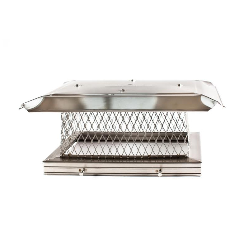 12 x 16 Stainless Steel Chimney Cap