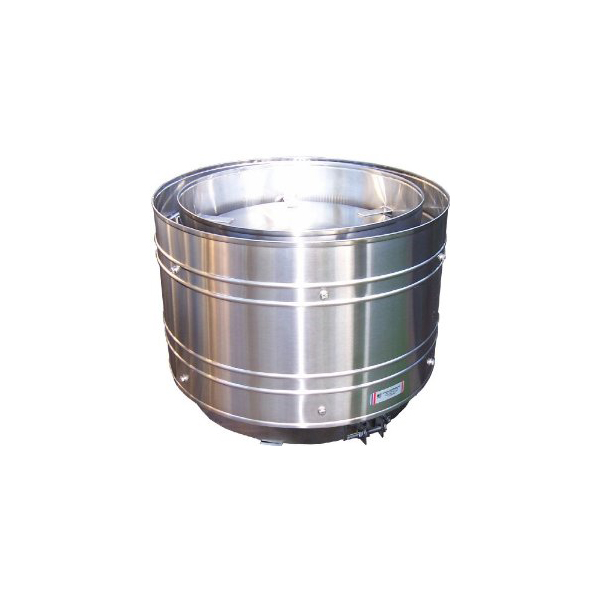 6in High Wind Air Cooled Chimney Cap