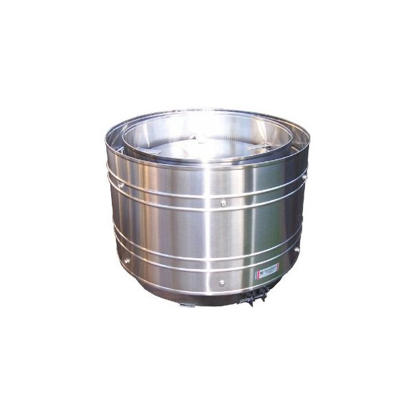 6in High Wind Non-Air Cooled Chimney Cap