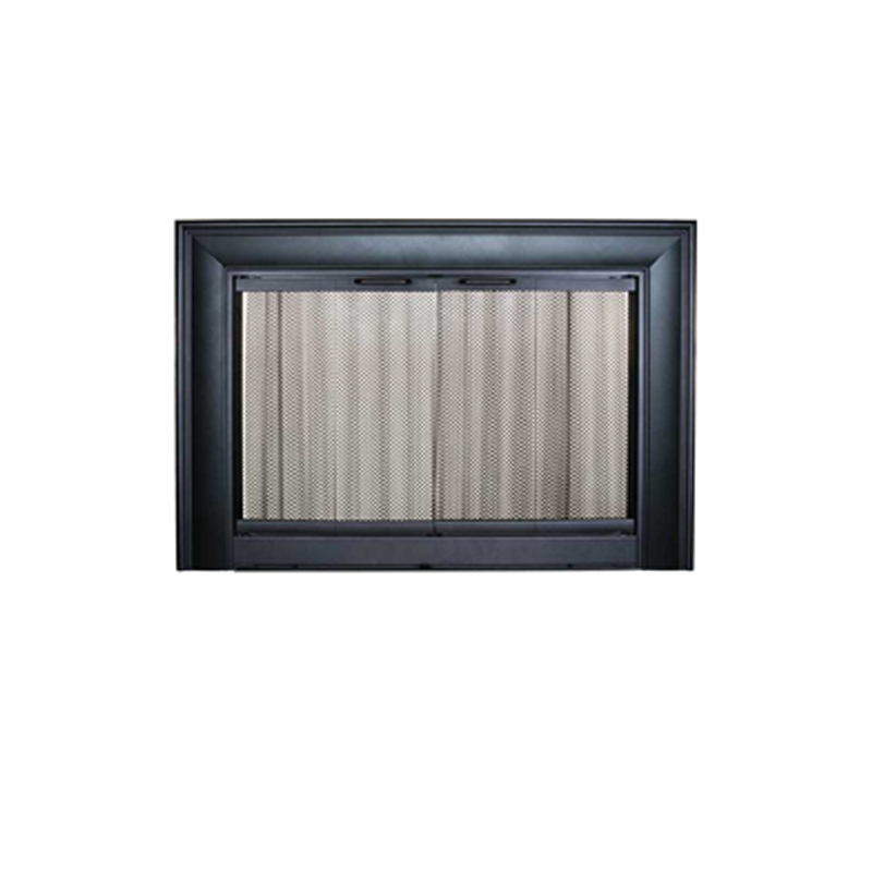 Fireplace Glass Doors Chimcare Chimney Caps